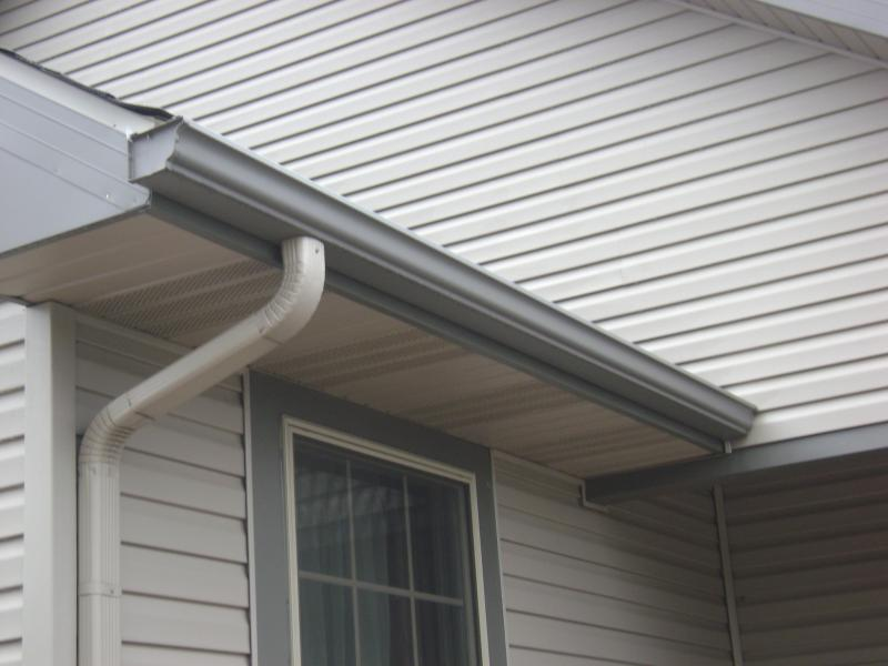Pro Flo Seamless Gutters Ltd Picture Gallery